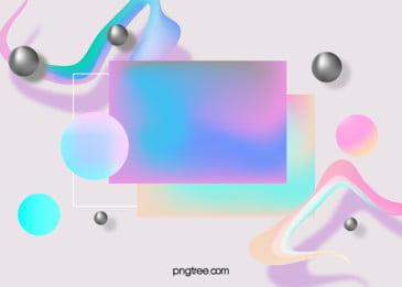 macaron memphis light geometric background, Irregularity, Geometric, Memphis Background image