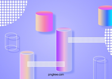 memphis macaron light cylindrical background, Geometric, Cylinder, Memphis Background image