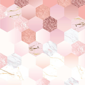 六角形樣式閃光粉紅色背景 , 背景, 粉紅色, 閃光 背景圖片