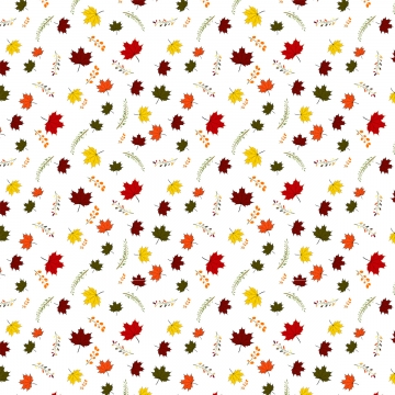 秋の葉のシームレスパターン , 色, 美しい, 赤 背景画像