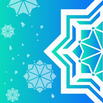 background with an arabic arabic octagonal geometry pattern with blue and green gradations , Background, Octagon, Pattern Background image