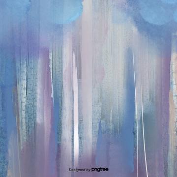 cartoon màu xanh tím giật gân yếu tố cảnh , Màu Tím., Màu Xanh, Mực Ảnh nền