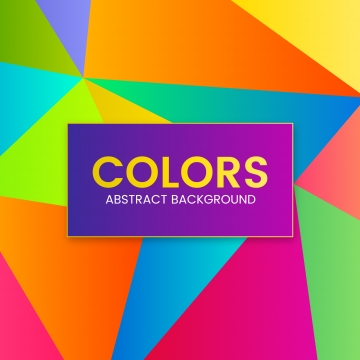 多彩的多邊形抽象背景 , 背景, 摘要, 多邊形 背景圖片