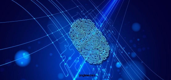 fingerprint data technology background, Data Fingerprint, Science Fiction, Fingerprint Scanning Background image