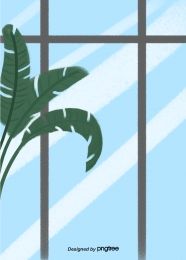 green plant potted window frame glass , Green, Plant, Potted Plant Background image