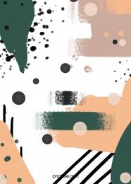morandi color green black spotted hand painted graffiti color block brush background , Morandi Colour Matching, Brush Strokes, Brush Background image