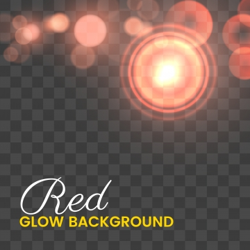 Night Light Red Glow Effect Vector Illustration, Background, Red, Light, Background image