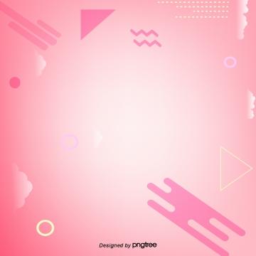 Pink Memphis Geometric Waves , Pink, Memphis, Geometric Background image