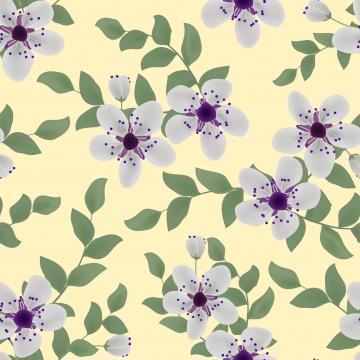 紫色櫻花花無縫模式 , 背景, 粉紅色, 春天 背景圖片