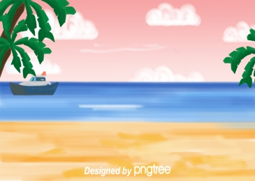 उष्णकटिबंधीय समुद्र तट  समुद्र तट  कोको जहाज, उष्णकटिबंधीय, समुद्री, Beach पृष्ठभूमि छवि