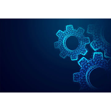 vector trừu tượng bánh răng đa giác kinh doanh cấu trúc dây màu xanh , Khung Lưới, Ba Chiều, Abstract Ảnh nền