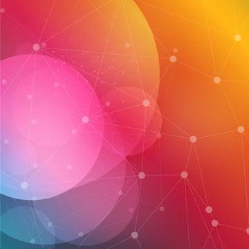 सफ़ेद वृत्त के सार ज्यामितीय डिजाइन के साथ वेक्टर पृष्ठभूमि , नेटवर्क, सर्कल, रसायन विज्ञान पृष्ठभूमि छवि