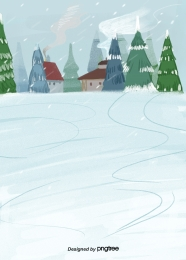 winter tree pine cedar house , Winter, Tree, Pine Background image
