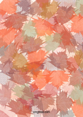 autumn fall leaves watercolor tile background , Im Herbst, Herbst, Laub Hintergrundbild