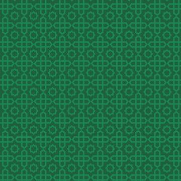 corak islamic latar belakang warna hijau , Abstrak, Allah, Arab imej latar belakang