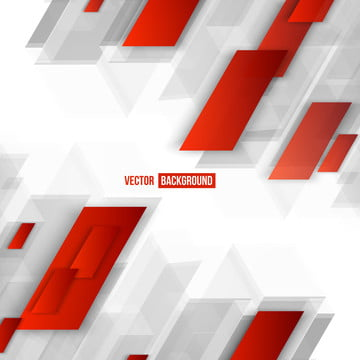 abstract red white perspective geometric banner , Perspective, Background, Abstract Background image