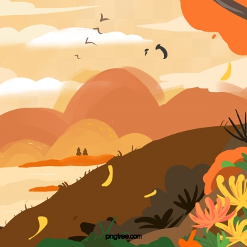 cây cam mùa thu thực vật tự nhiên , Mùa Thu., Màu Da Cam., Cây Ảnh nền