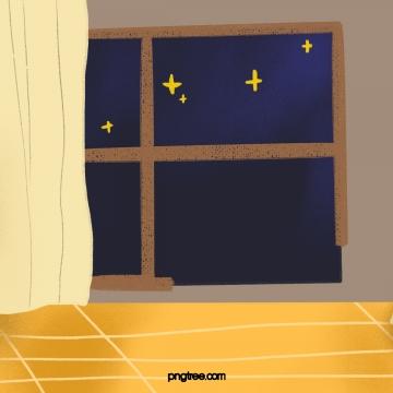 khung cảnh trong nhà  bầu trời đêm  rèm sao , Trong Nhà, Scenes, Bầu Trời đêm Ảnh nền