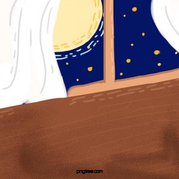 khung cảnh trong nhà  rèm cửa sổ  bầu trời đêm , Trong Nhà, Scenes, Cửa Sổ Ảnh nền