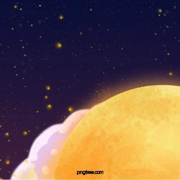 tết trung thu starry night sky moon moonlight , Tết Trung Thu, Bầu Trời đầy Sao, Bầu Trời đêm Ảnh nền