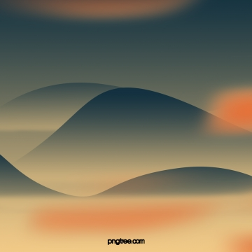 sunset di pergunungan , Matahari Terbenam, Puncak, Gunung imej latar belakang