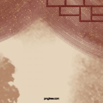 पुराने प्राचीन पर्दे के लकड़ी के फ्रेम , विंटेज, Ancient, पर्दा पृष्ठभूमि छवि