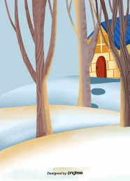 winter house building trees , Winter, Houses, Architecture Background image