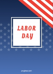 american labor day background , Festival, Labor Festival, Blue Background image