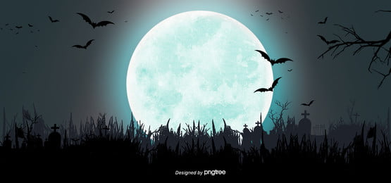 dark silhouette style halloween background, Halloween, Illustration, Branch Background image