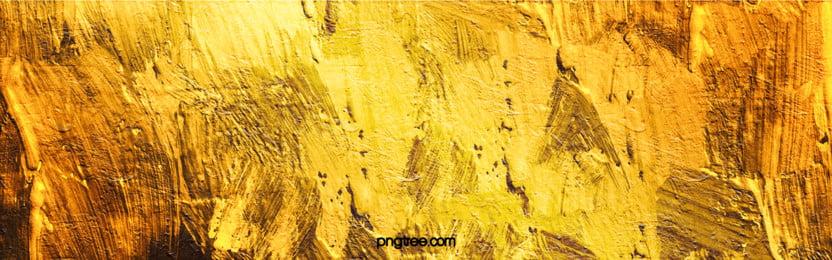 phong cách đơn giản nền vàng đen kết cấu bàn chải, Đơn Giản., Thời Trang, Vàng đen Ảnh nền