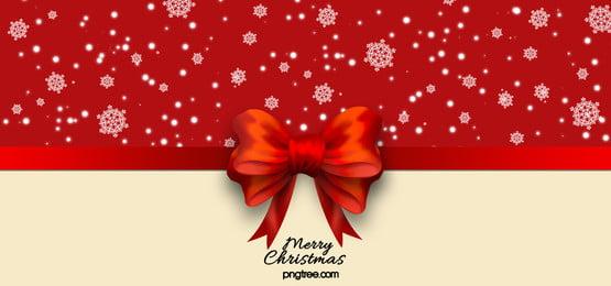 붉은 나비 크리스마스 배경, Christmas, 성탄절 배경, 명절 배경 이미지