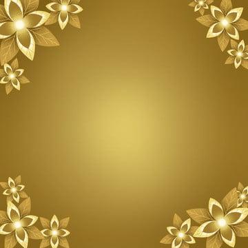 ดอกไม้พื้นหลังสีทอง , โกลเด้น, ทอง, พื้นหลังสีทอง ภาพพื้นหลัง