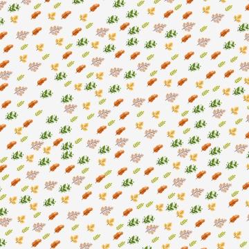 さまざまな形でカラフルなモードでパターンの背景を葉します。 , パターン, 背景, 秋 背景画像
