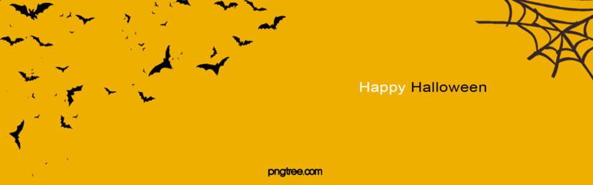 minimalistic lines halloween background, Spider Web, Bat, Halloween Background image