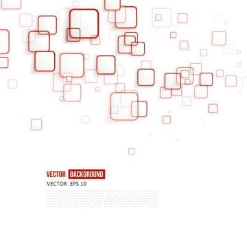 vector trừu tượng poster trắng trắng với hình vuông , Băng Cờ, Quảng Trường., Màu đỏ. Ảnh nền