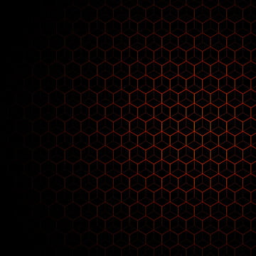 orange pattern with black background , Background, Pattern, Orange Background image