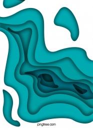 흰색 녹색 합리화 종이 잘라 그라데이션 배경 , 그라데이션, 배경, 운률 배경 이미지