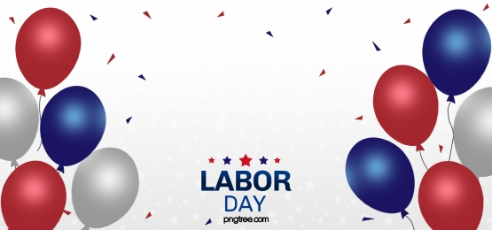 colorful american labor day background, Labor Day, Festival, Balloon Background image