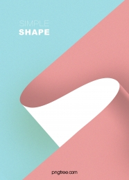 curve business minimalist background , Curve, Business Affairs, Pink Background image
