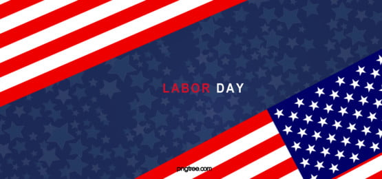 hand drawn american labor day festival background, Flag Of The United States, Labor Day, Festival Background image