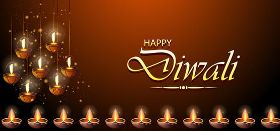 happy diwali  hanging of diya lantern  indian festival of lights, Diwali, Background, Happy Background image