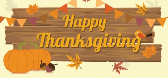 happy thanksgiving autumn with wood board background, Thanksgiving, Happy, Wood Background image