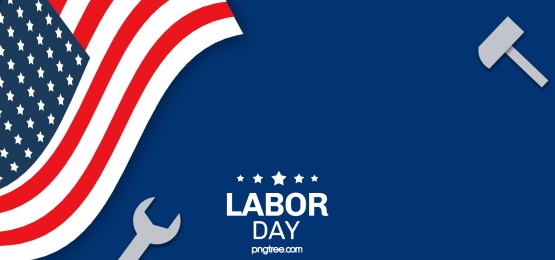 minimalistic vector american labor day background, Labor Day, Balloon, Festival Background image