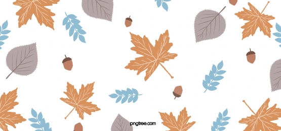 morandi color hand drawn autumn deciduous background, Morandisse, Color, Hand Painted Background image