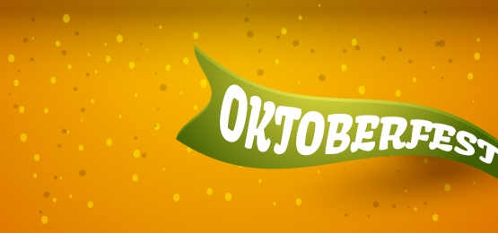 oktoberfest beer background  vector texture of beer ribbon with text, Octoberfest, Background, Beer Background image