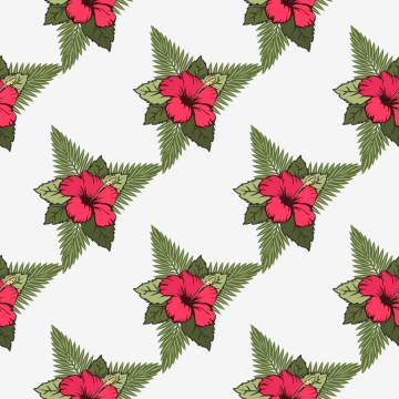 simple seamless floral pattern design , Template, Pattern, Design Background image