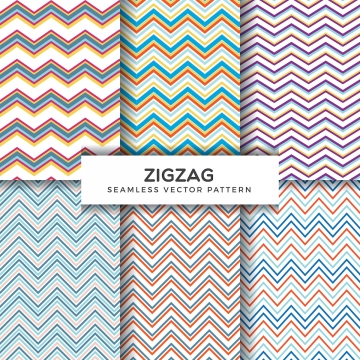zigzag seamless vector patterns , Pattern, Abstract, Chevron Background image