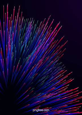 Glowing lines abstract fiber optic background, Light, Line, Gradient Background image