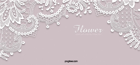 Lace style wedding background, Fancy English Font, Paper-cut, Stereoscopic Background image