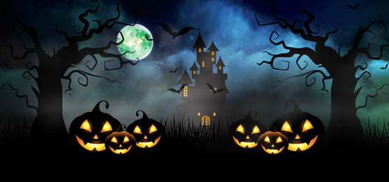 creepy halloween night background, Happy, Halloween, Creepy Background image